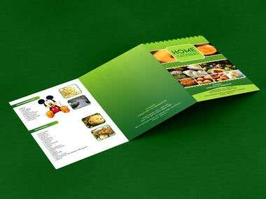Brochure Design - Your Brochure is a Business Menu Card
