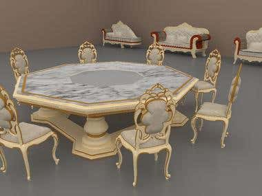 European furniture Design
