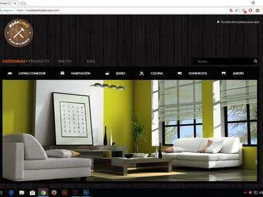 Tienda Online Muebles Madecrack