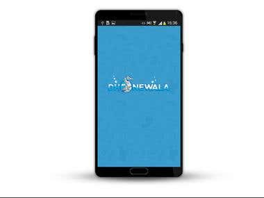 Dhonewala: Laundry Service Android App