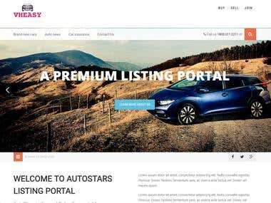 Cars Sell Site