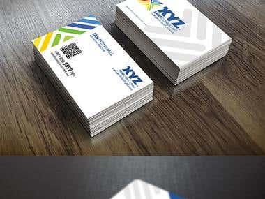 Logo & B-Card Design