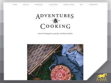 Cooking Photography, Recipes Blog
