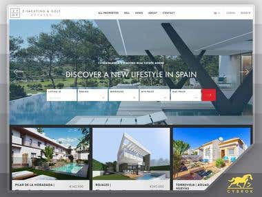 Real Estate Agent Spain