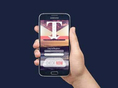 UX/UI Design Mobile Apps