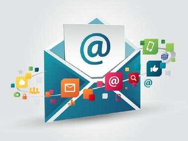 Email marketing..