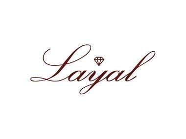 Logo design concept for Layal – Freelancing