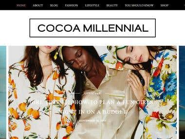 Cocoa Millennial