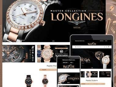 Luxury Watches Store