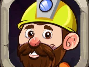 Miner GOLDRUSH