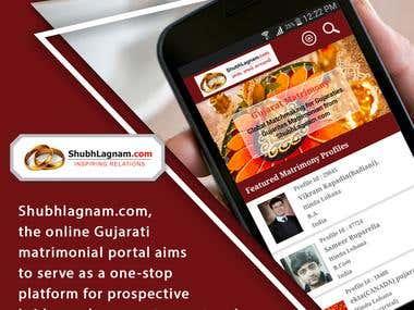 Shubh lagnam Indian Matrimony/dating site