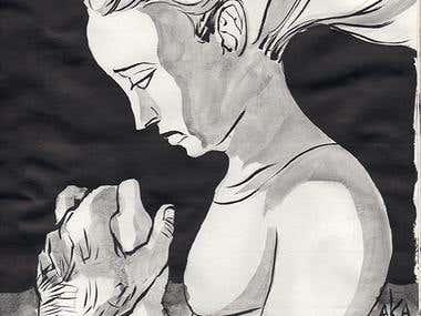 """Don't let me go"""