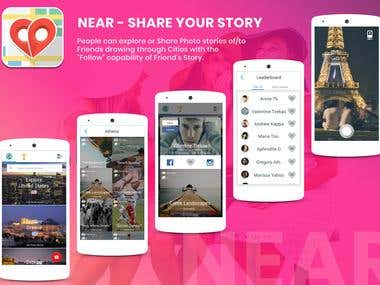 Near - Share your story