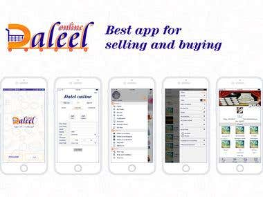 Daleel Online Classified Application