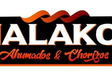 "Logotipo ""Nalakoi, Chorizo y Ahumados"""