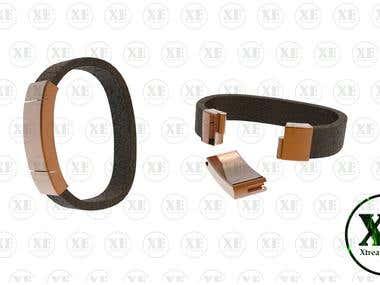 3D Bracelet Design
