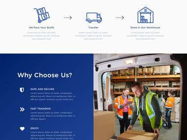 storage company website