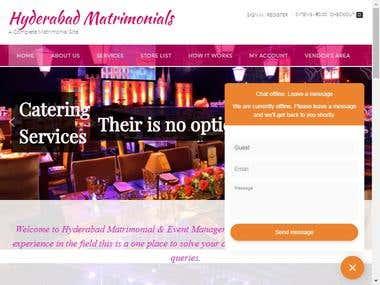 Matrimonial Event Company