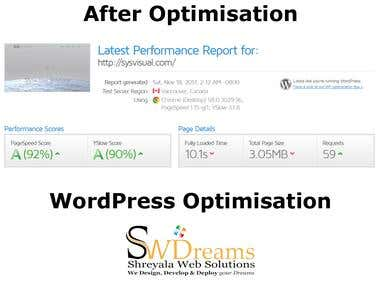 WordPress Optimisation