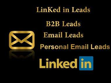 LinkedIn Leads Generation Expert using, Sales Navigator ACC