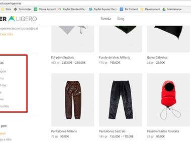Show Thumbnail in Woocommerce Widget Category
