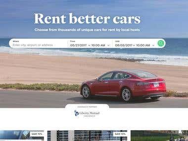Turo Rent Cars