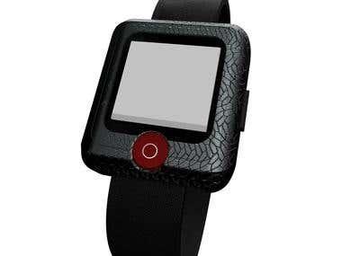Smart watch - concept design