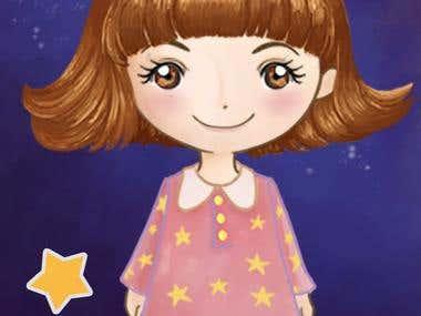 children ilustration