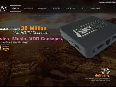 MITV International - An Online Video Streaming Website