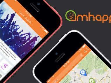 amHappy, meet your friends