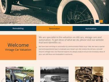 Vintage Car Valuation