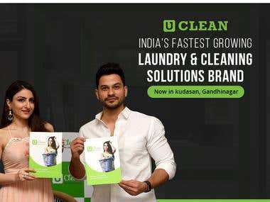 Banner Design for Uclean