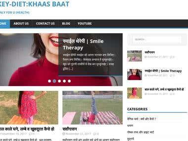 Health Blog - Keydietkhaasbaat