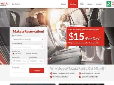 South Dade Toyota Rent-a-Car