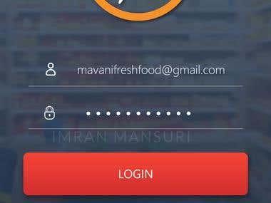 mavani fresh food app