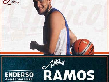Ficha Atleticos de Caracas Basketball