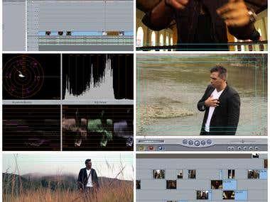 Edición de Video Samy Hawk - AIRE ( feat. Mikko Ar )