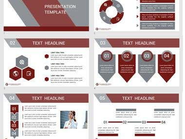 Exclusive PowerPoint Sales Presentation Design