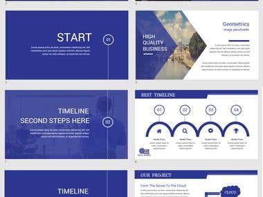 Professional Sales PowerPoint Presentation Design