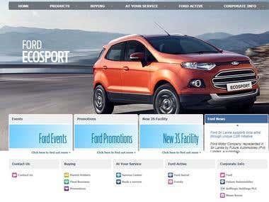 Ford Sri Lanka - A World Brand
