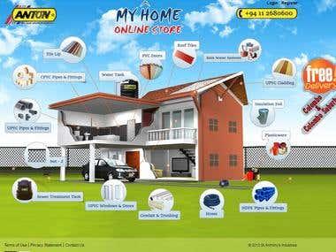 Anton PVC Online Store