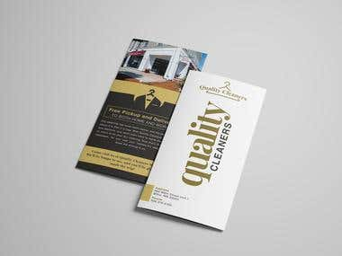 Branding | Dry Cleaning Business