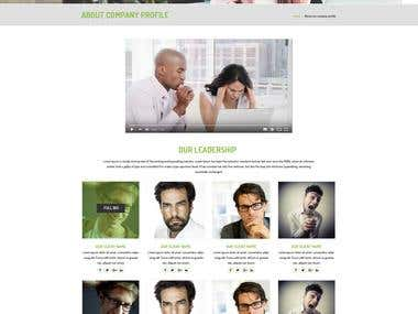 CVOnline web design and developments