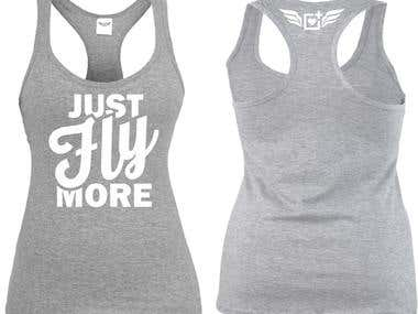 JUST FLY MORE