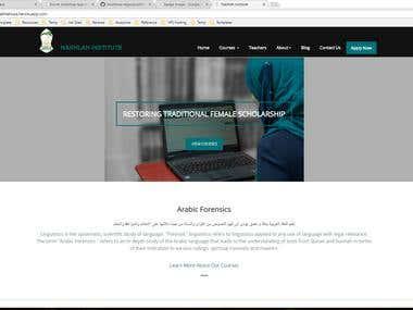 Make CMS Site