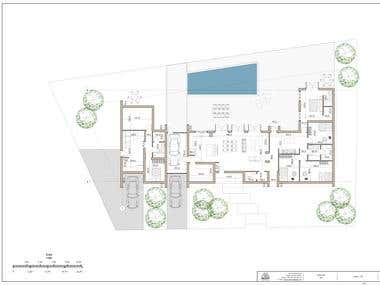 Revit House Plan