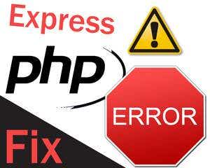 php error or bug