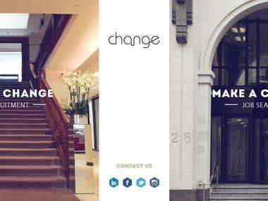thechangegroup website