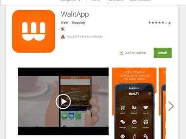 https://play.google.com/store/apps/details?id=walit.net