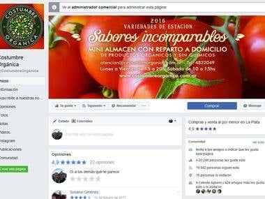 Costumbre Organica Fan page
